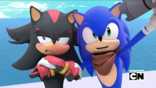 Sonadow In Mlp The Movie New Underwater Lands Sonic Sonic And Shadow Sonic Boom