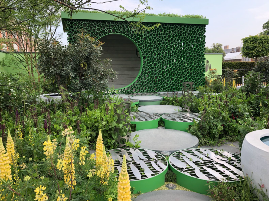 The Chelsea Flower Show 2018 Gold Medal Winners (With