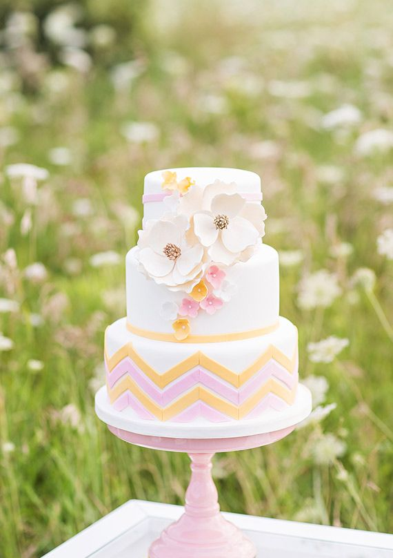 Lemonade stand party inspiration | Photo by Sandy Tam Photography ...