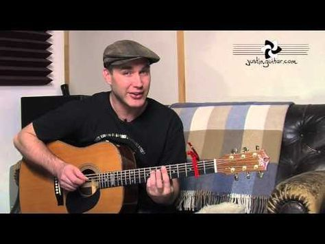How to play My Sweet Lord by George Harrison (Acoustic Guitar Lesson SB-119) - YouTube