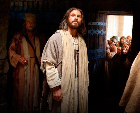 Savior Looking Heavenward Cristo Jesus Cristo E Igreja