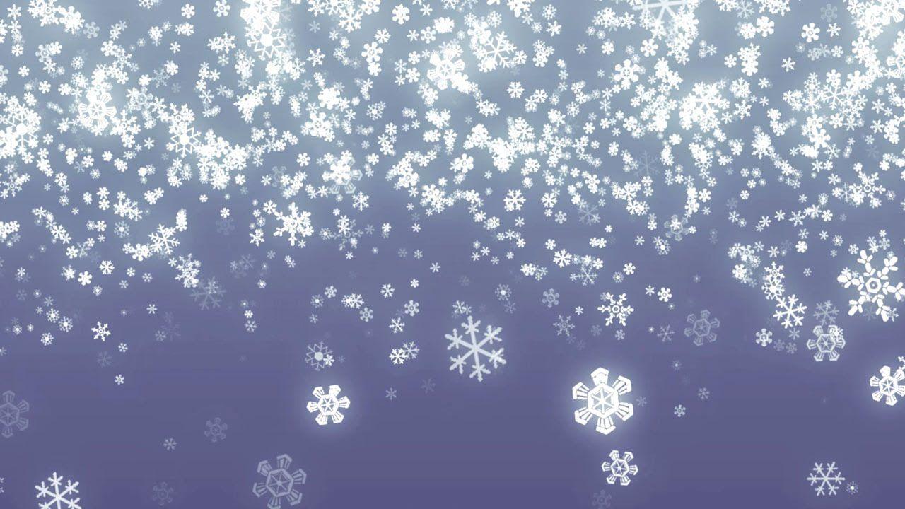 Free christmas videos snowflakes santa claus snowmen
