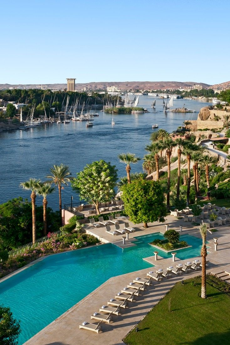 What We Love: An infinity pool running parallel to the Nile. Sofitel Legend Old Cataract (Aswan, Egypt) - Jetsetter