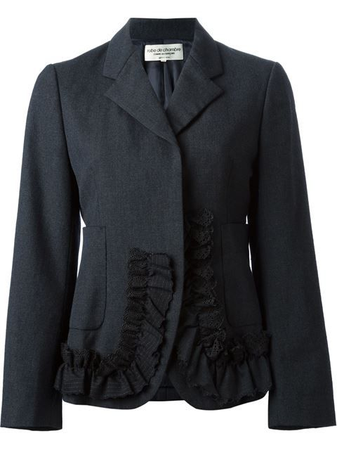 Shop Comme Des Garçons Vintage 'Robe de Chambre' jacket in House of Liza from the world's best independent boutiques at farfetch.com. Over 1000 designers from 300 boutiques in one website.