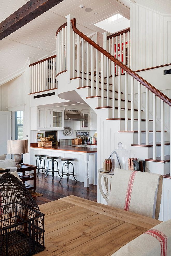 Best Car Barn By Patrick Ahearn Architect Staircase Design 400 x 300