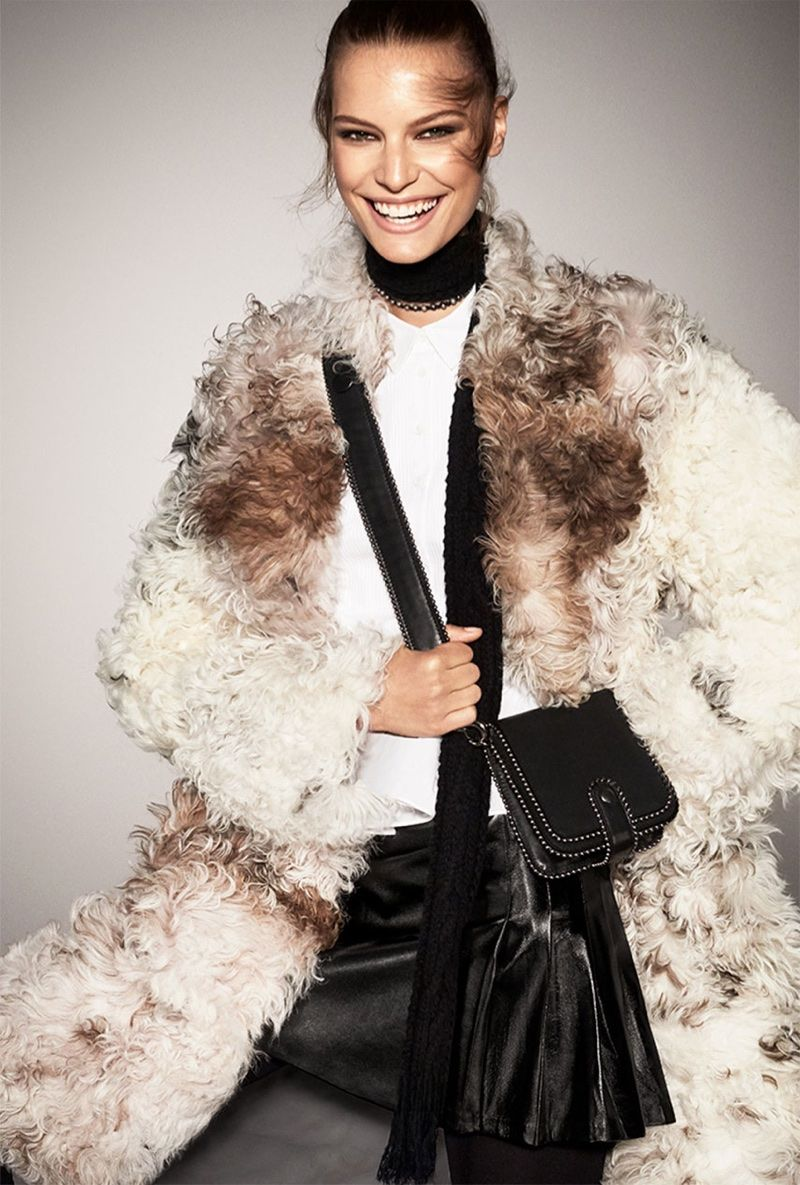 Zara Showcases Chic Outerwear In Fall 2017 Campaign Fashion