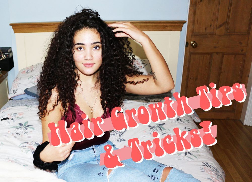 Park Art My WordPress Blog_How To Grow Curly Hair Faster And Thicker