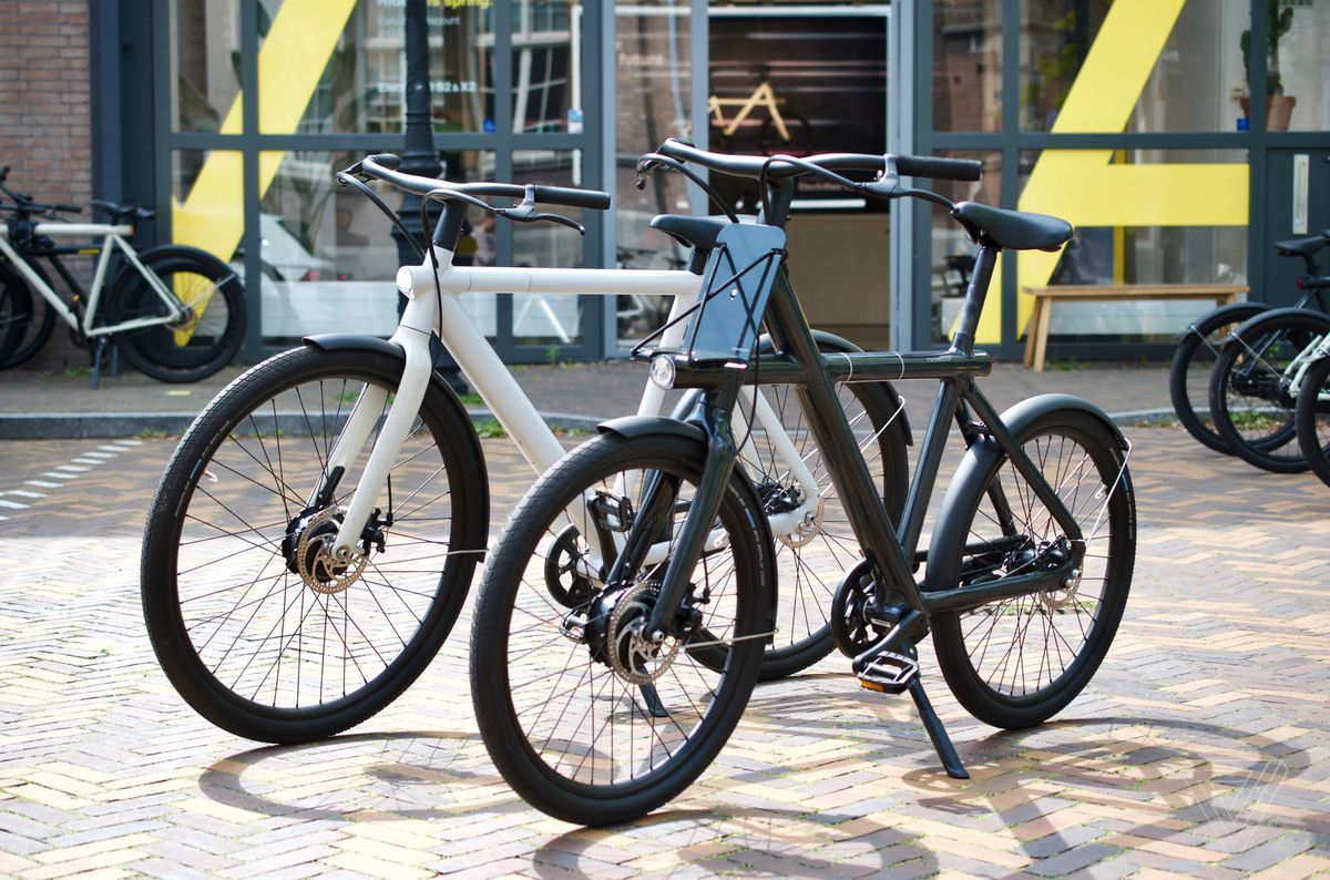 Vanmoof Electrified X2 E Bike Review A Shareable Obsession Electric Bike Bike Bike Reviews