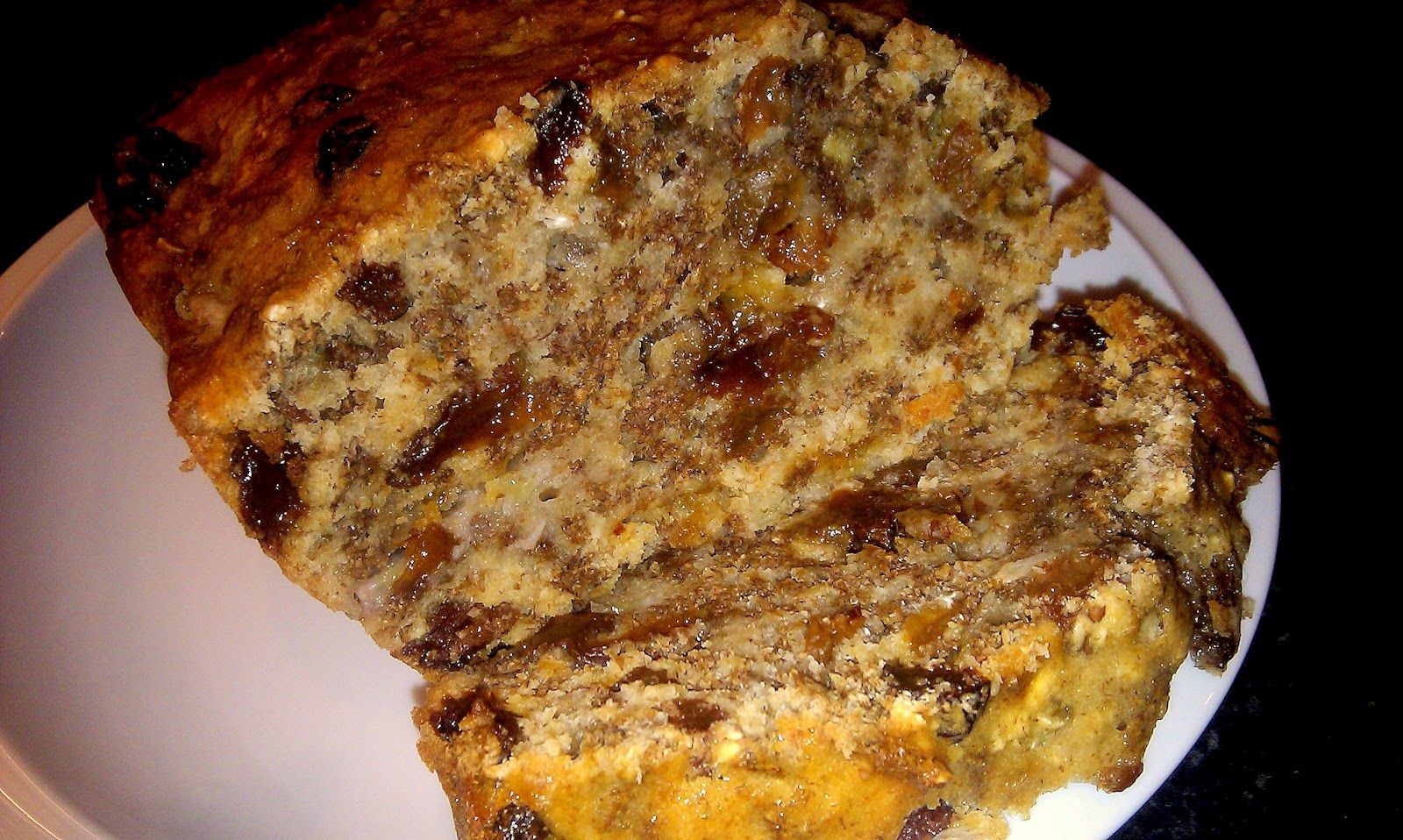 Low Fat High Fibre Cake Recipes: Very Low Fat, High Fibre Fruit Loaf. Very Moist And