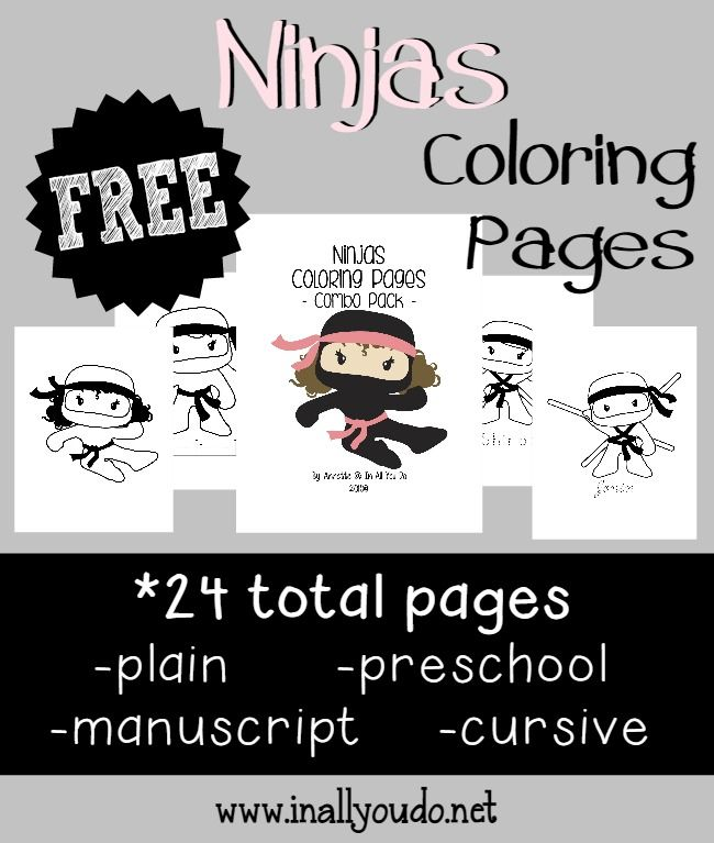 Free ninja coloring pages handwriting handwriting for Beatrice doesn t want to coloring page