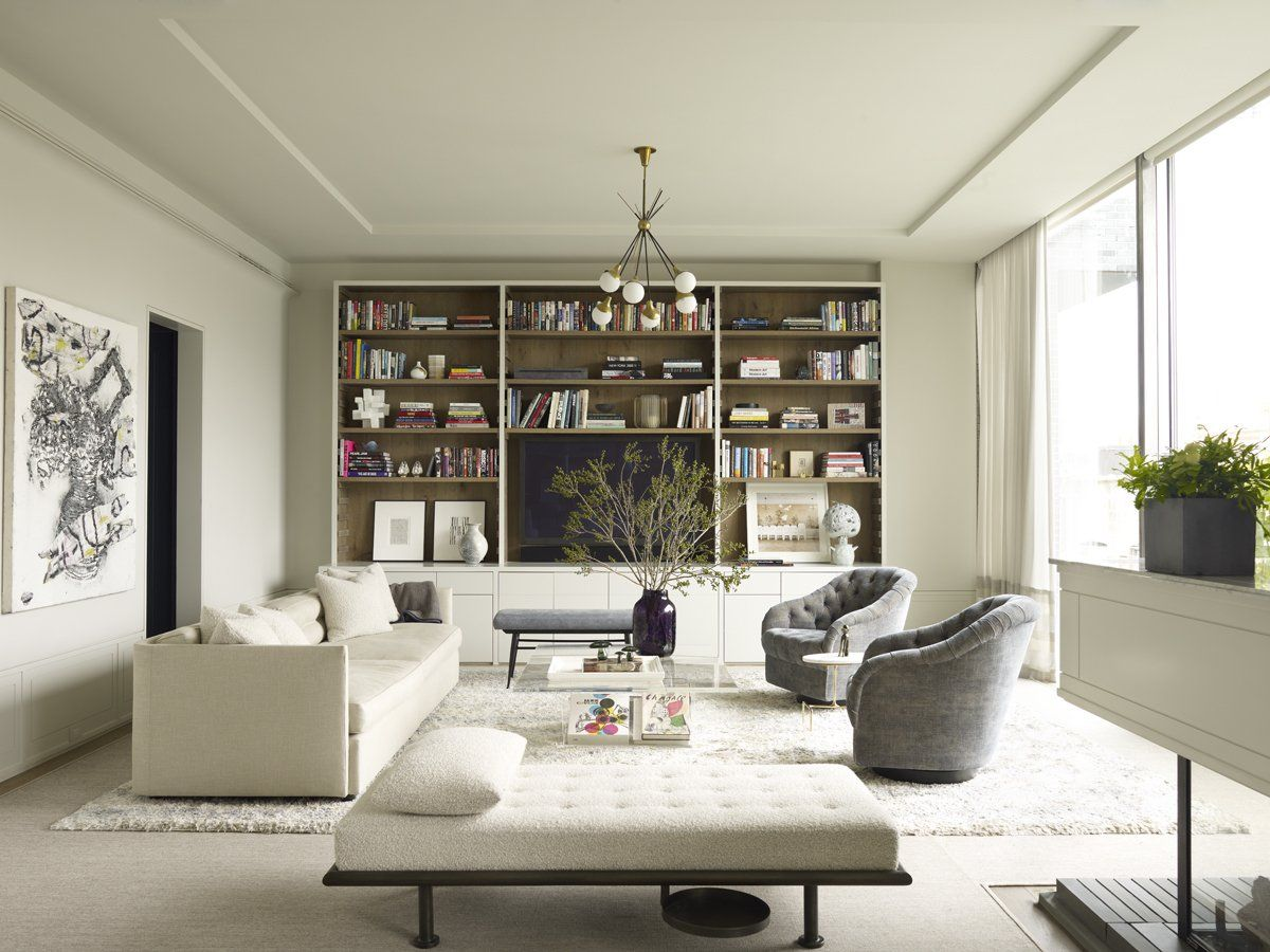 See More Of Shawn Henderson Interior Designs Central Park Home On 1stdibs