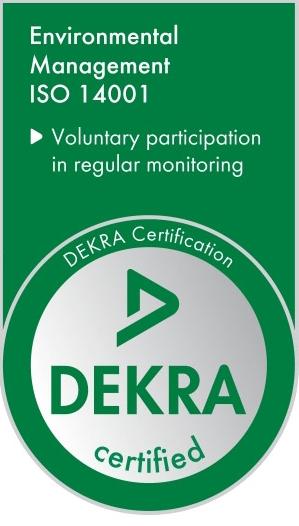 ISO 14001 Environmental Management http://www.dekra-forms.com/iso ...