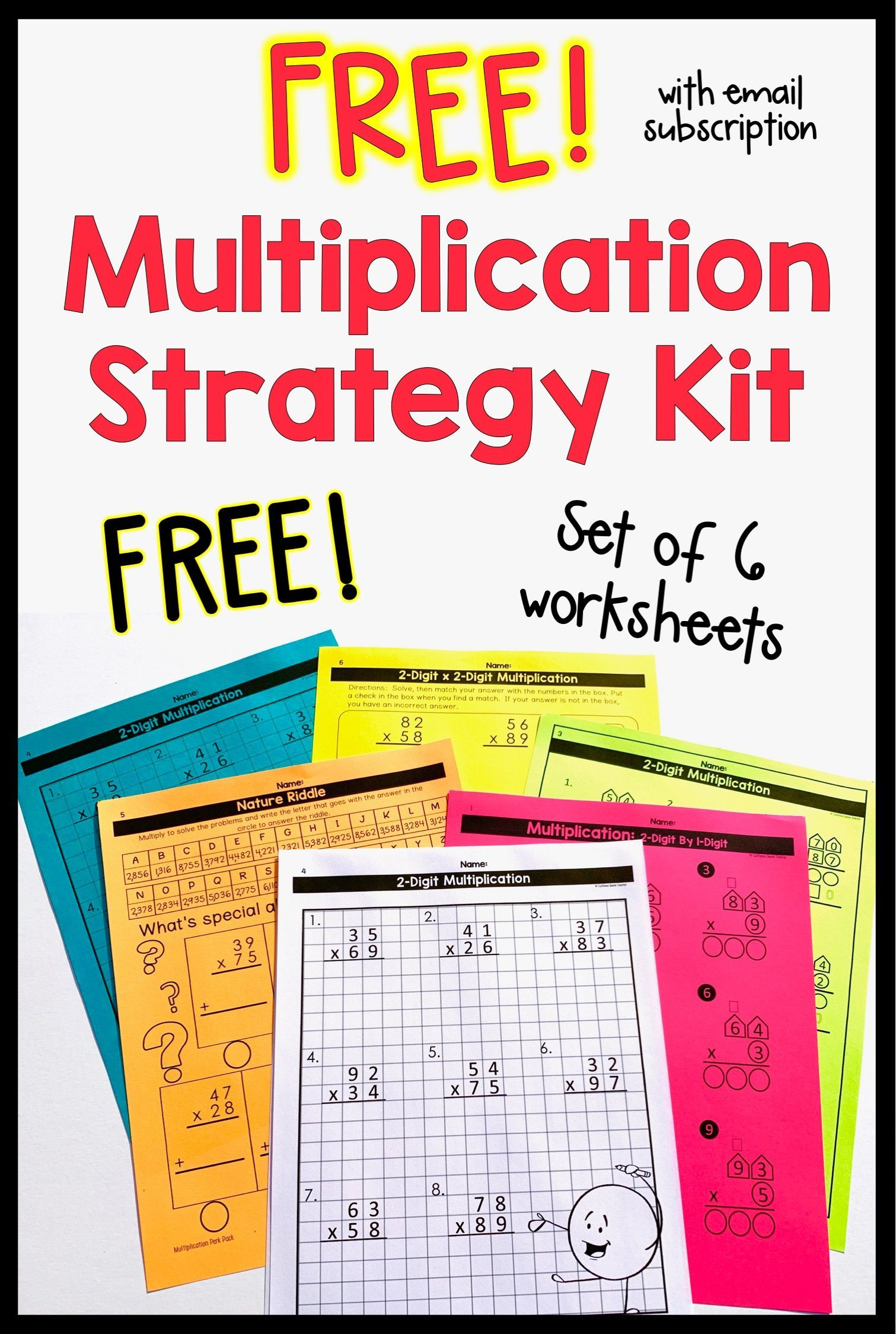 Try This New Approach To Teaching Multi Digit