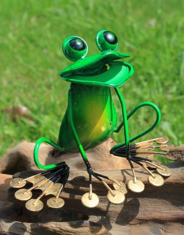 #Fairtrade Metal #Frog