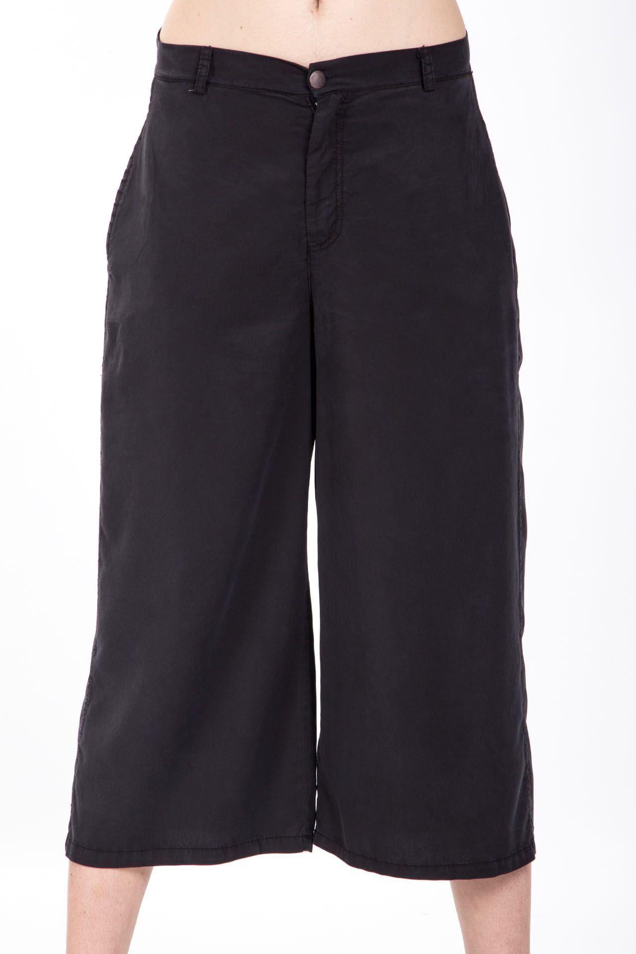Pantalone gaucho con tasca