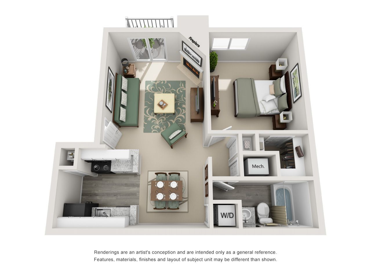 Studio 1 And 2 Bedroom Floor Plans With Images Floor Plans Bedroom Flooring