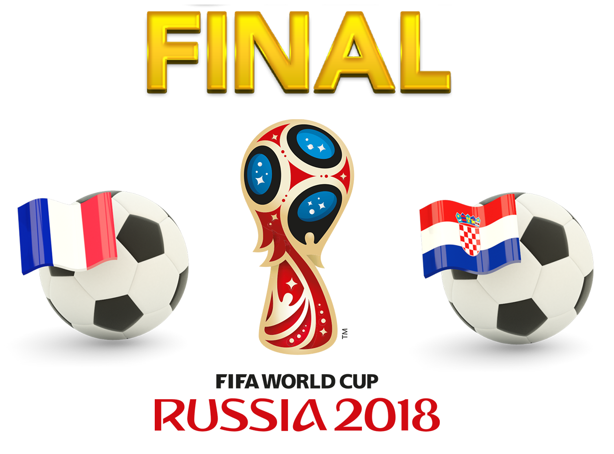 Final Fifa World Cup France Vs Croatia Are You Ready For The Action Who Will Win The Cup Fravscro Worldcup Fifa World Cup France World Cup Final Fifa