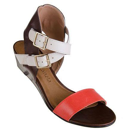 Sandália Cravo e Canela 88402 - Calçados Femininos, Masculinos, Bolsas e Acessórios | Humanitarian