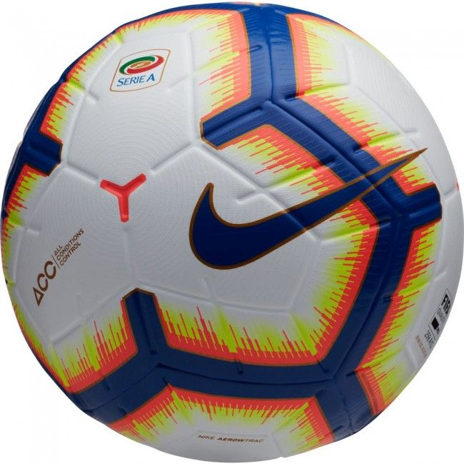 Nike Serie A Merlin (Size 5) Balón oficial de fútbol  football  ballon   ball  balon  pelota  bola  palla  pallone  Мяч  Top  bal  fútbol  calcio   soccer   ... 9418b23b544