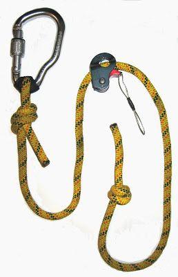Otra curiosa alternativa a los cabos de anclaje