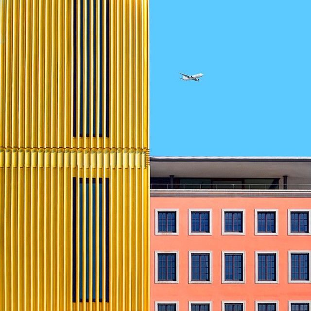 Architectural And Interior Photography: Minimal, Symmetric, & Colorful Architecture Photography