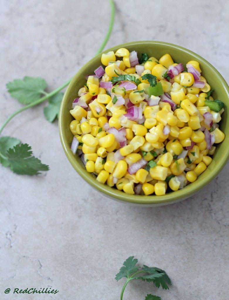 Corn Salsa Easy