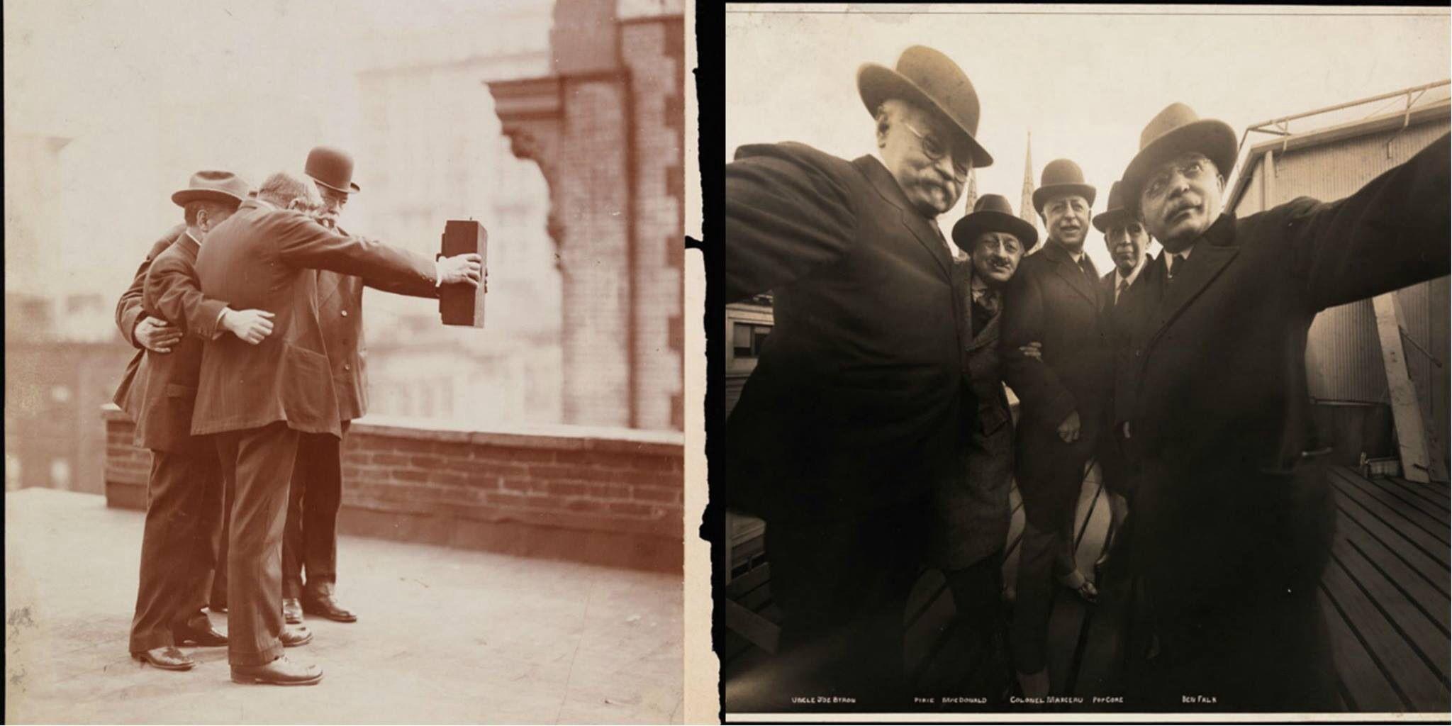 Selfies in the 1920's