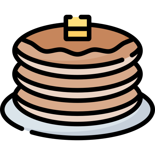 Pancakes Free Vector Icons Designed By Freepik Free Icons Vector Free Icon