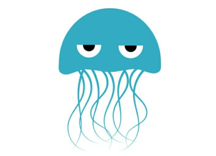 jellyfish cookies animal jelly fish cookies pinterest jelly rh pinterest ie jellyfish clipart black and white jellyfish clipart outline