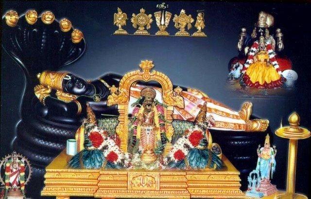 SRIRANGAM :- Bhooloka Vaikuntham, World's largest functioning temple/http://www.ghumakkar.com/srirangam-bhooloka-vaikuntham-world%E2%80%99s-largest-functioning-temple/