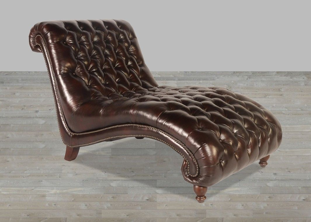 Toberlone Leather Vintage Chaise And Half Leather Chaise Lounge Chair Chaise Vintage