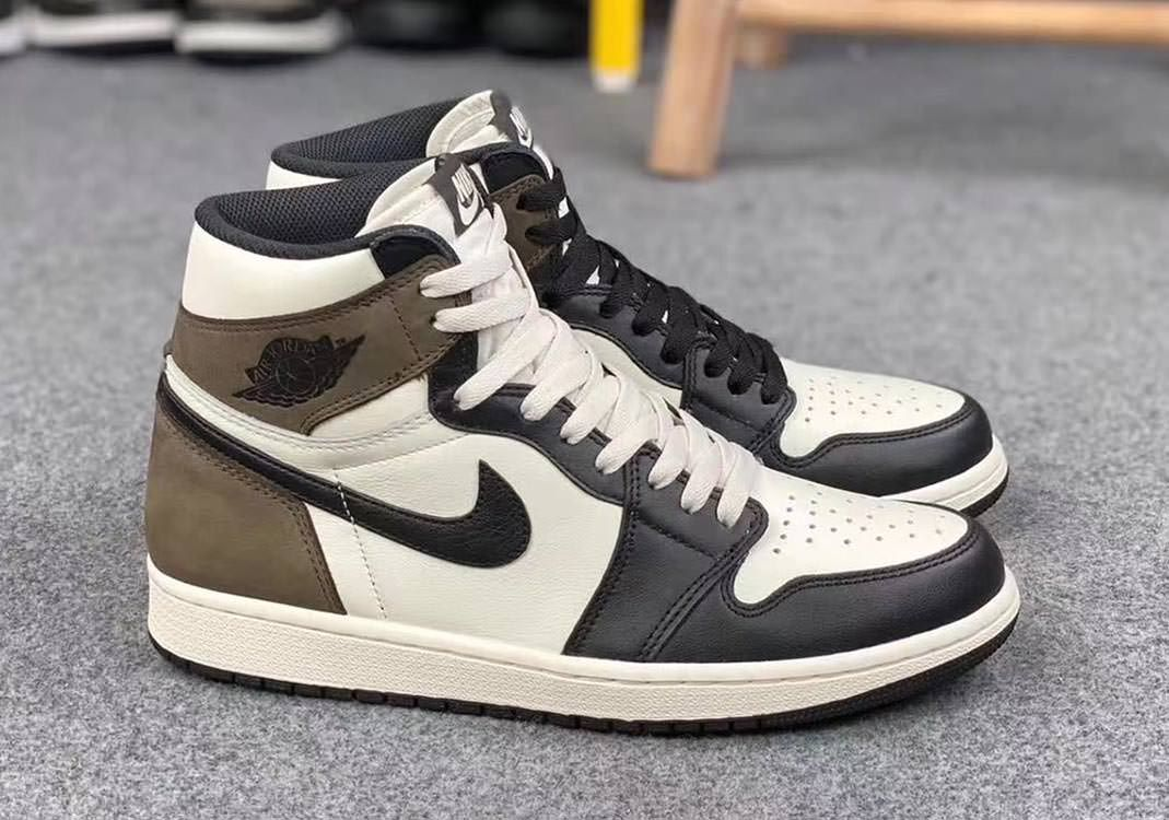 air jordan 1 retro high og dark mocha