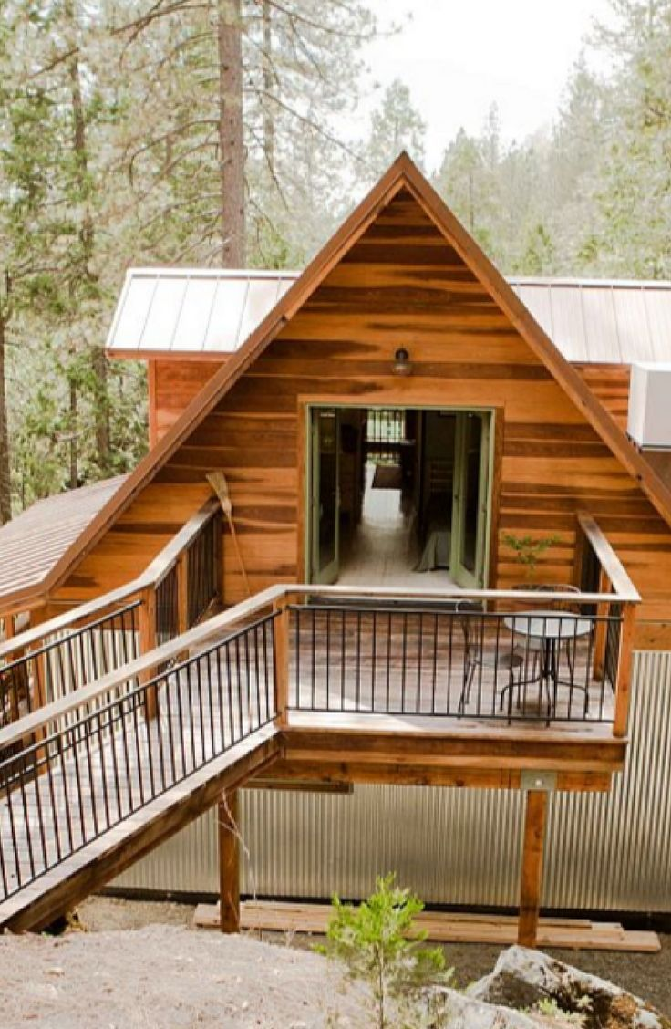 door a yosemite united california the to rentals americas in states frame vacation wild cabin black cabins