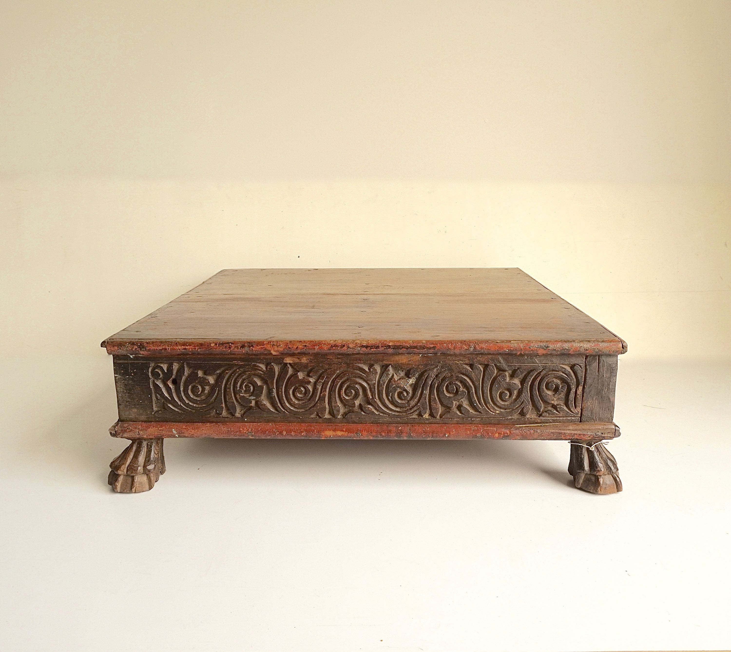 Furniture Wooden Low Table Coffee Table Bajot Low Tables