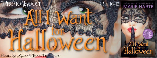 All I Want For Halloween By Marie Harte Books Halloween Beauty Book How To Fall Asleep