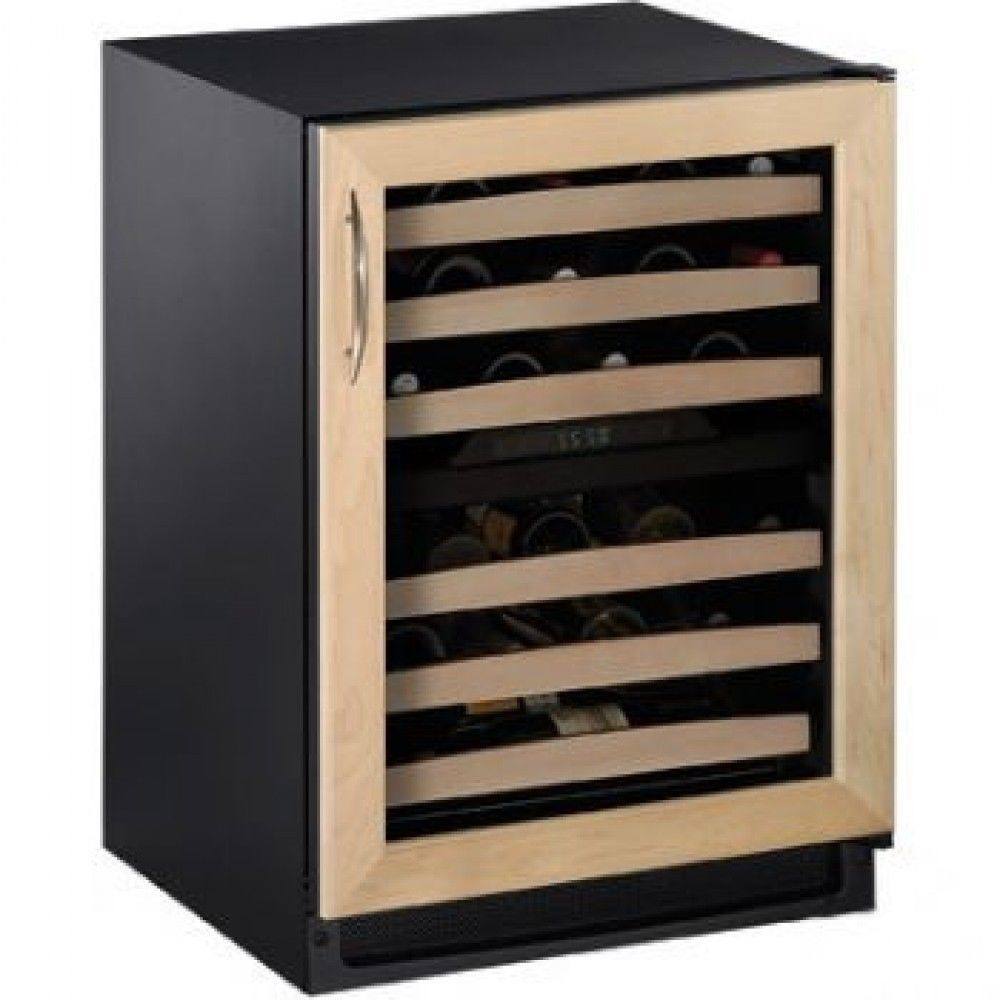 U Line U 2275zwcol 00 24 Quot 2 Zone Wine Cellar Overlay