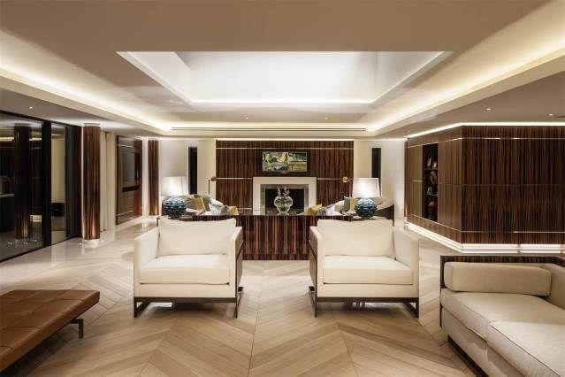 Wentworth Estate, Living Room