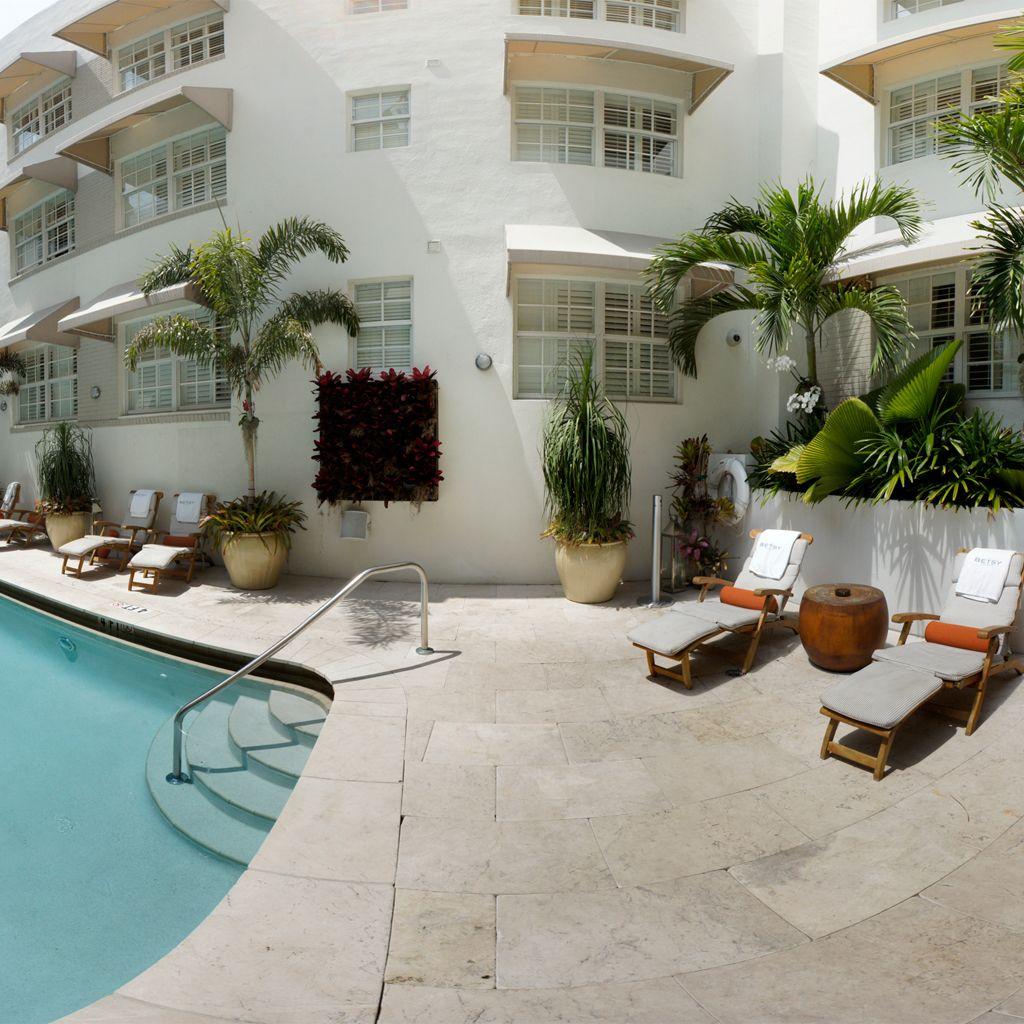 The Betsy Hotel Miami Beach Florida Jetsetter