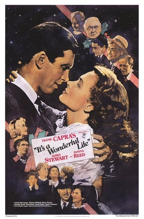 It S A Wonderful Life 1946 With Images Wonderful Life Movie