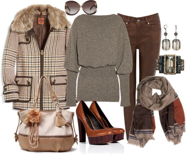 """""""Cinnamon & Cloves"""" by michelle-hersh-wenger on Polyvore"""