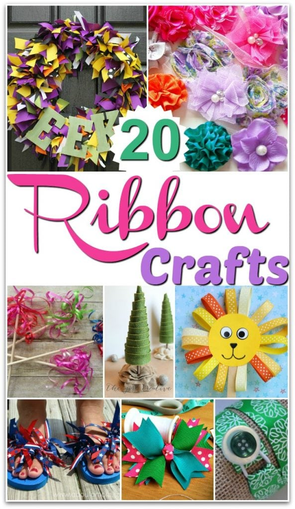 Easy Ribbon Craft Ideas To Make Great For Kids And Adults Easy