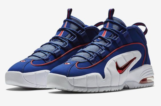 Release Date: Nike Air Max Penny 1 Lil Penny | Air max, Classic sneakers  and Nike shoe