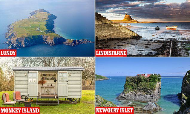 The most divine British Isles!The magnificent havens on our coastline