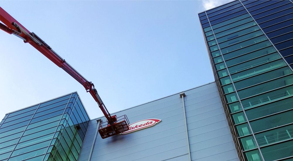 Takeda | Projects | CSS Signs | External Signs | Signs