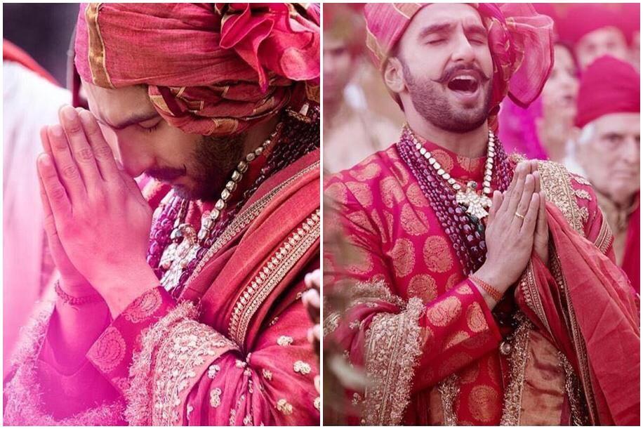 Ranveer Singh - Deepika Padukone Wedding | Jewellery ...