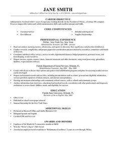 Bw Timeless Resume Template Free Ms Word Download Resume Genius