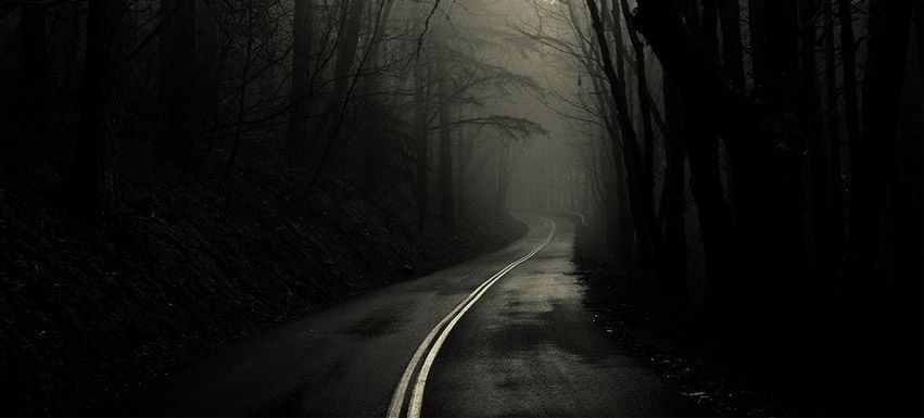 Creepy Cover Photos For Facebook Scary Creepy Road For Halloween