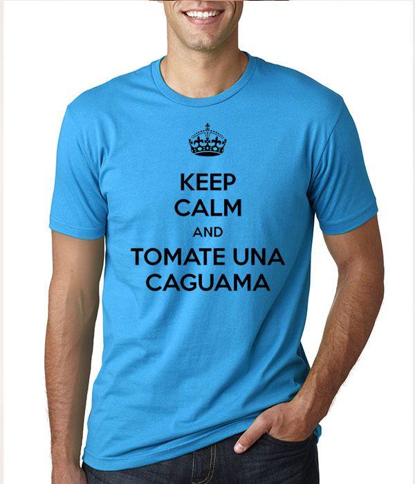 7e67040c44af0  179.00 Playera Keep Calm y tomate una Caguama - Jinx
