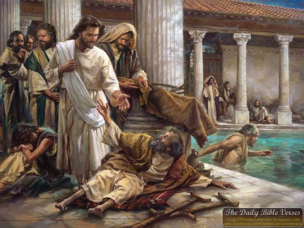 john 5 1 9 parables miracles of jesus pinterest