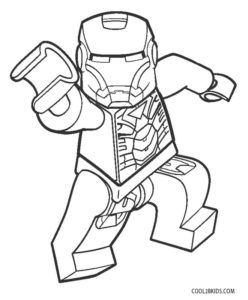 Free Printable Iron Man Coloring Pages For Kids ...